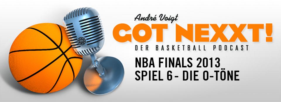 NBA-Finals 2013: James, Spoelstra, Ginobili, Parker, Duncan, Allen: Die O-Töne nach Spiel 6!