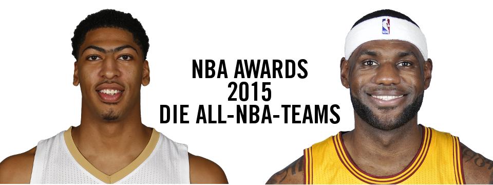 Die All-NBA-Teams …und Boogie