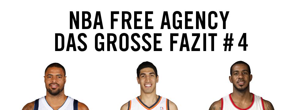 Das große NBA Free Agency Fazit 2015 – Teil 4