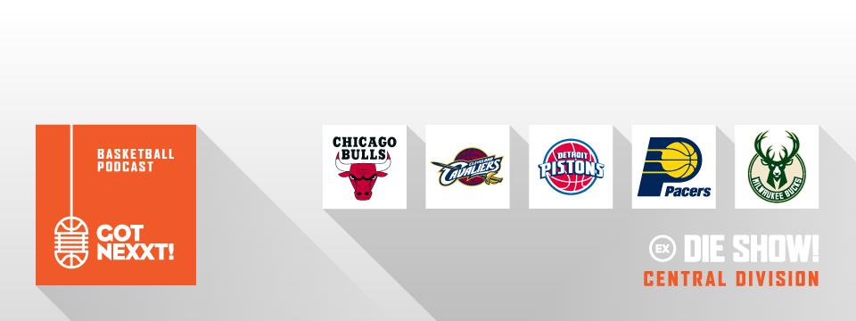 NBA-Vorschau 2015/16: Die Central Division