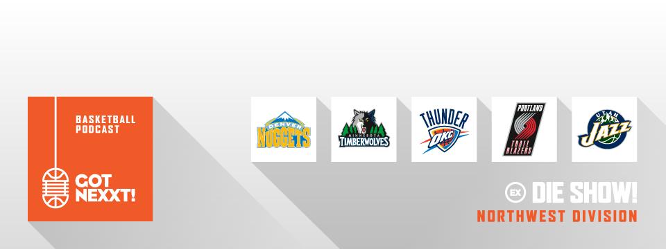 NBA-Vorschau 2015/16: Die Northwest Division