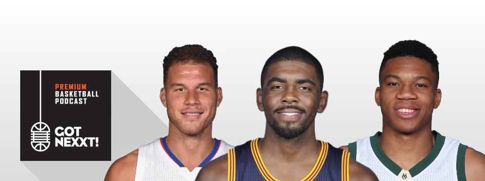 Der NBA-Franchise-Player-Podcast, Teil 1