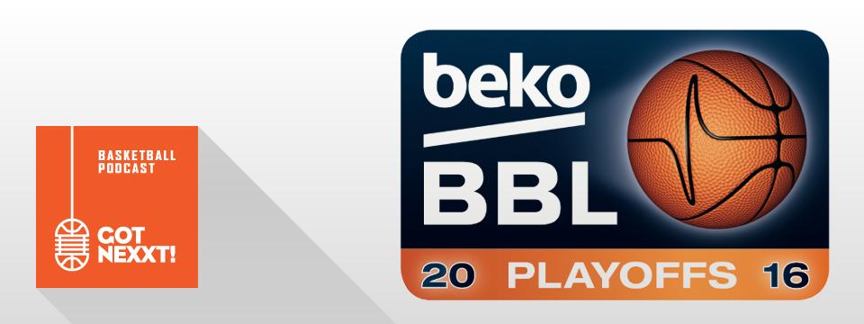 Der BBL-Pod: Die Vorschau auf die Playoff-Halbfinals 2016