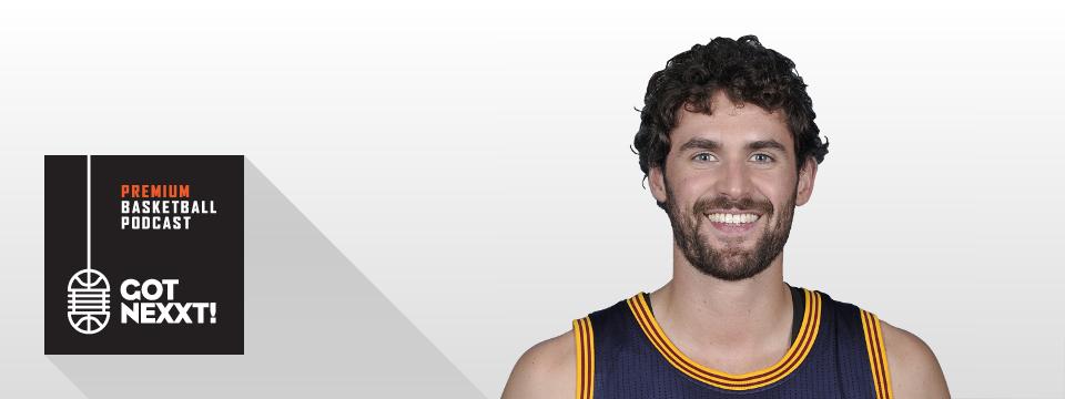 NBA Playoff Playbook 2016: Kevin Love in der Offensive der Cavs