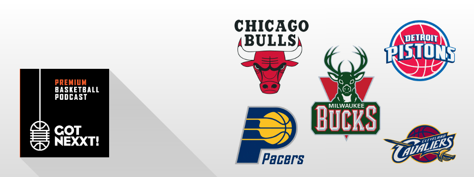 NBA Preview 2016/17: Die Central Division