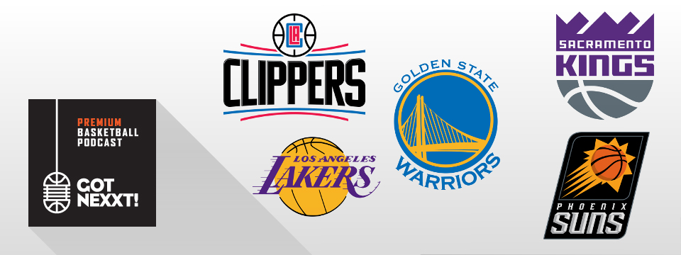 NBA Preview 2016/17: Die Pacific Division