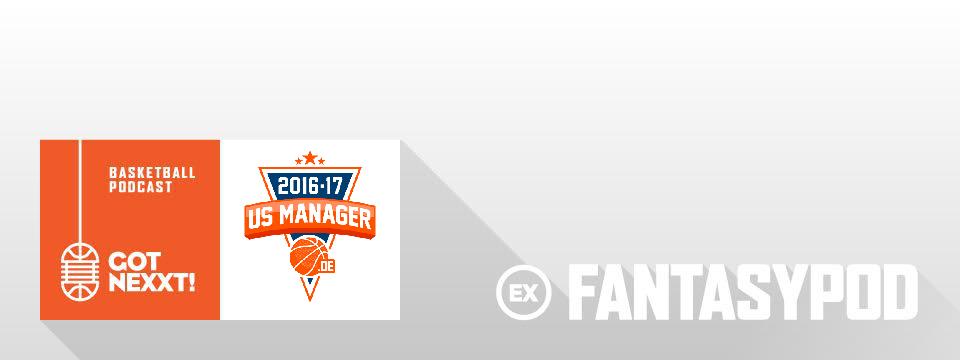 Der NBA Fantasy Podcast 2016/17