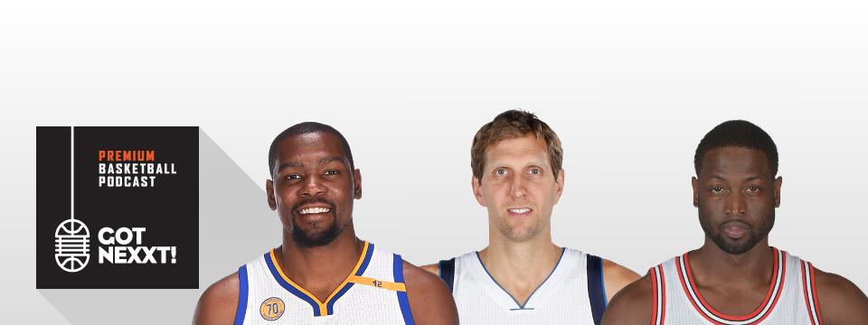 Die Top4 Spieler der NBA Teams – Teil 1