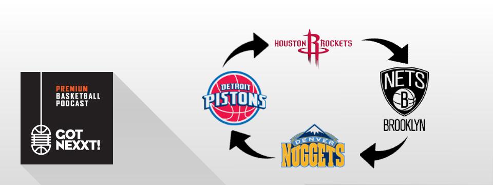 Der große NBA-Trading-Deadline-Pod 2017, Vol. 3