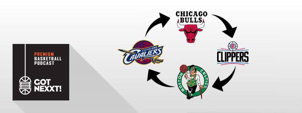 Der große NBA-Trading-Deadline-Pod 2017, Vol. 1