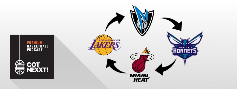 Der große NBA-Trading-Deadline-Pod 2017, Vol. 2