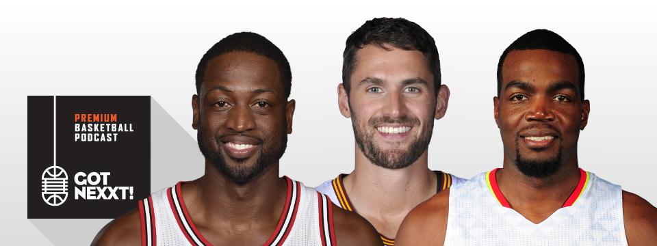 Die NBA Free Agency 2017 #1