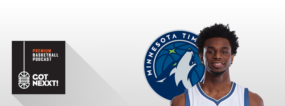 """Andrew Wiggins Q&A: """"Iverson war mein Held"""""""